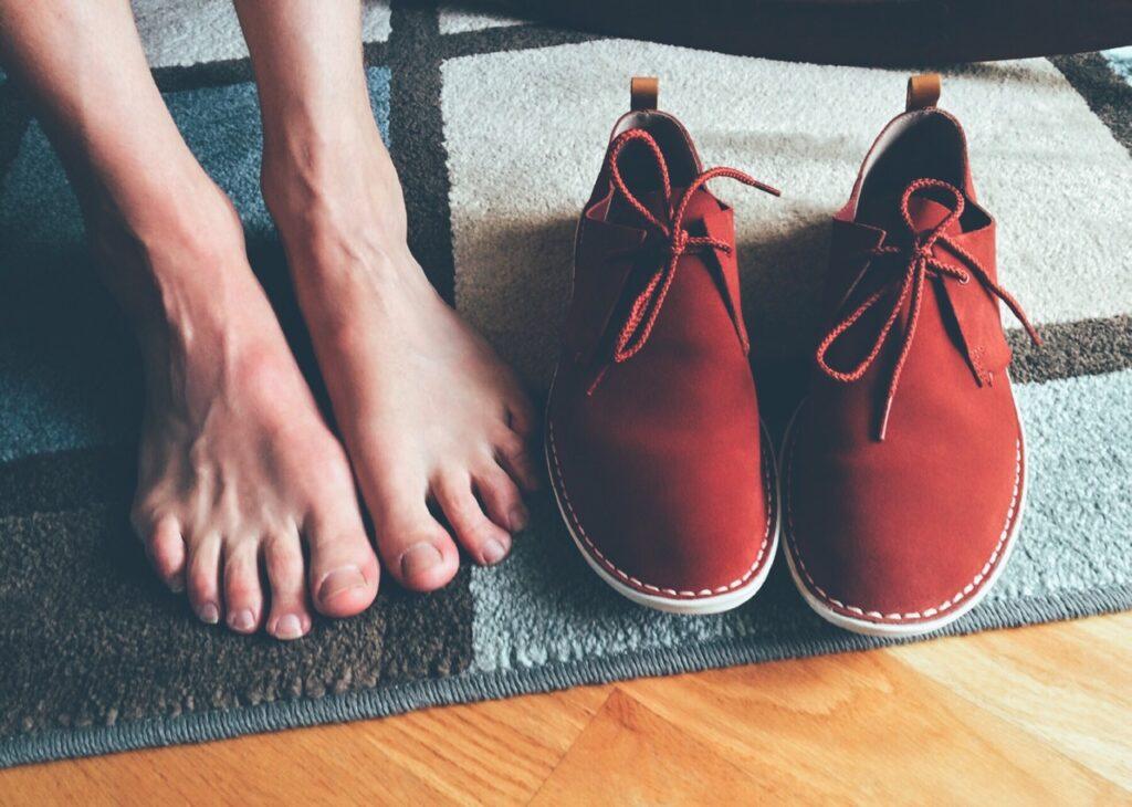 Dolore ai piedi e problemi di circolazione